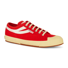 SUPERGA 2750 Cotu Panatta - Red White Champagne