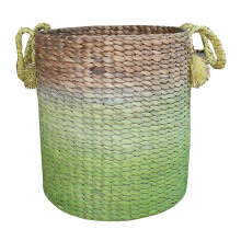 VIE FOR LIVING Basket Green Large