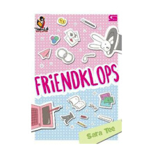 Teenlit: Friendklops - Sara Tee 204669448