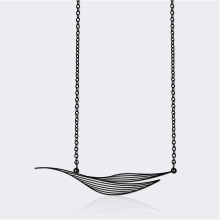 MOORIGIN - Ripple Pendant - Black  (Size S)