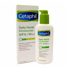 CETAPHIL Daily Facial Moisturizer SPF 15 118 ml