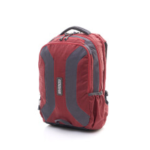 American Tourister Insta Backpack 01 Red