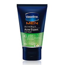 VASELINE Men Gel Acne Expert Face Wash 50g