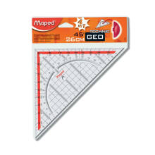 MAPED Geometric 26 cm - Set Square