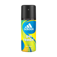 ADIDAS Get Ready Deo Body Spray 150ml