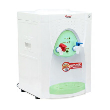 COSMOS Portable Water Dispenser Xtra Hot & Fresh - CWD-1150 P Hijau