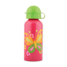 STEPHEN JOSEPH Stainless Steel Bottle Butterfly SJ9501-25A
