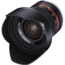 Samyang 12mm f/2.0 NCS CS Lens for Fujifilm X-Mount Black