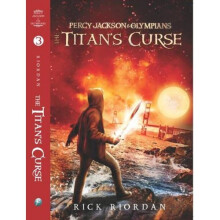 THE TITANS CURSE- NEW- Rick Riordan -ND-114