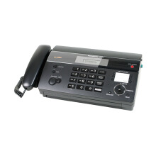 PANASONIC Thermal Fax KX-FT983CX - Black