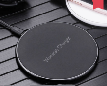 WECOOL W11 Wireless charger for IPHONE 8/8PLUS/ IPHONE X Black color