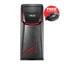 ASUS ROG G11CD GTX1050-2GD5 Kabylake Gaming Desktop - G11CD-K-ID010T