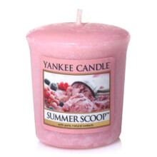 YANKEE CANDLE Votive - Summer Scoop - 49gr