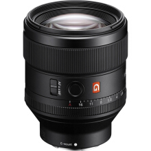 [free ongkir]SONY SEL85F14GM FE 85mm F1.4 GM - Black