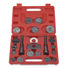 21 PCS Universal Caliper Kit/ Brake Wheel Cylinder Pump Regulator Red