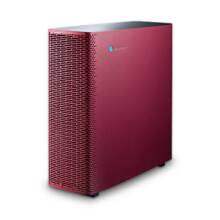 BLUEAIR Air Purifier Sense+ Ruby Red