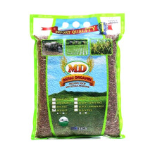 MD ORGANIC RICE  Red Rice Pecah Kulit 2kg