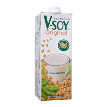 V-SOY Soya Bean Milk Original 1000ml