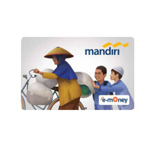 MANDIRI e-Money Edisi Lebaran