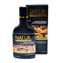 NATUR Shampoo Ginseng Extract 80ml