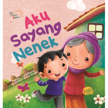 Scb: Aku Sayang Nenek (Board Book)-New - Triani Retno A. 9786024203320