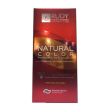 RUDY HADISUWARNO COSMETICS Natural Color Natural Black 60ml
