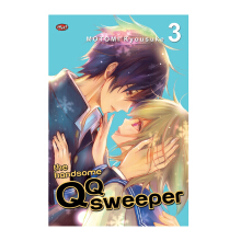 The Handsome Qq Sweeper 03 - Tamat - Kyosuke Motomi - 531670133