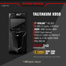 DIGITAL ALLIANCE Talitakum X950 - No HDD