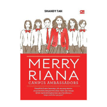 Merry Riana - Campus Ambassadors - Shandy Tan - 616221125