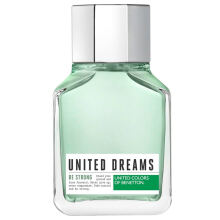 Benetton United Dreams Be Strong For Men 100 ML