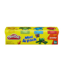 PLAY-DOH Mini 4 Pack PDO23241