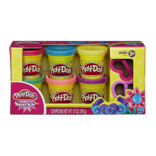 PLAY-DOH Sparkle Compound Collection PDOA5417