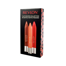 REVLON Lip Crayon Collection - Travel Package