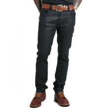 NUDIE JEANS Thin Finn Unisex - Back 2 Black