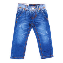 KIDDIEWEAR Basic Jeans with Suspender 1KB7476
