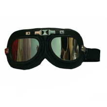 SNAIL Goggle Classic Frame - Black Silver
