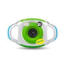AMKOV Creative Kids Camera Kamera Digital Anak 1.44 Inch Full-Color TFT Display Green