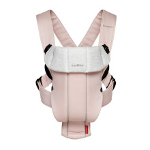 BABY BJORN Carrier Original - Light Pink/Grey