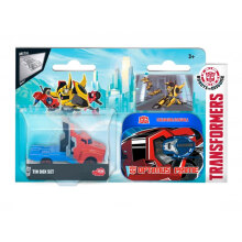 DICKIE TOYS Transformers Tin Box Set - Optimus Prime