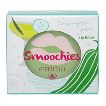 EMINA Smoochies Lip Balm Cucumber Juice 3.7 g