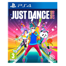SONY PS4 Game Just Dance 2018 - Reg 3