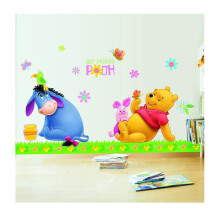 HYUNDAE FIXPIX Point Sticker Winnie The Pooh DS58374