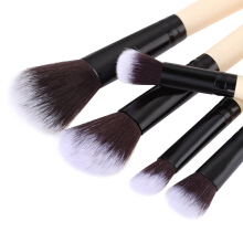 5pcs Professional Cosmetic Makeup Tool Powder Foundation Brush