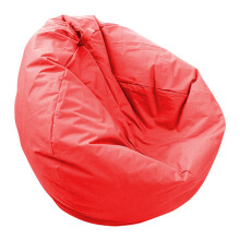 PRISSILIA Bean Bag Patrick Red 100x70x70cm