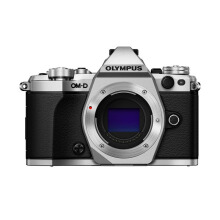 Olympus OM-D E-M5 Mark II Body Only Silver