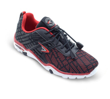 HOMYPED ARMOUR 02 Sepatu Anak Black/Red