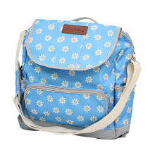 GABAG Diaper Bag Series Blue Blassom
