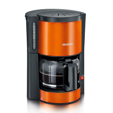 SEVERIN Coffee Maker KA 9737 Orange