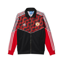 ADIDAS Jacket Manchester United - Red/Black