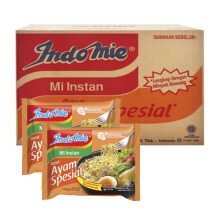 INDOMIE Ayam Special New Carton 70gr x 40pcs